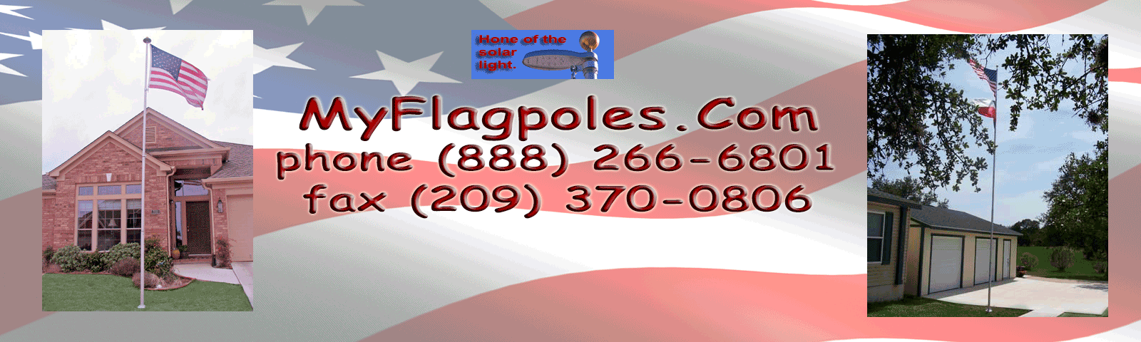 All Your Flag Pole and Flag Needs